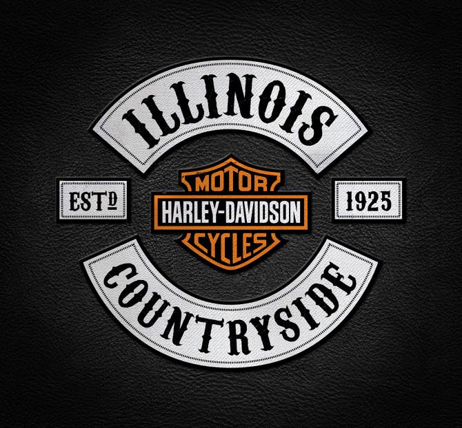 Harley Davidson - illujustrate.com